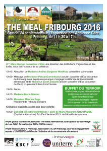 Affiche The Meal 2016 JPG