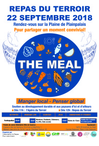The Meal Genève 2018