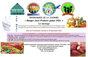 Affiche of The meal Burundi 2021